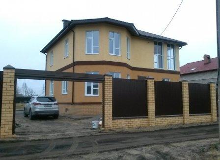 Дом 320.76-Кв.м. на участке 13.89 сот.