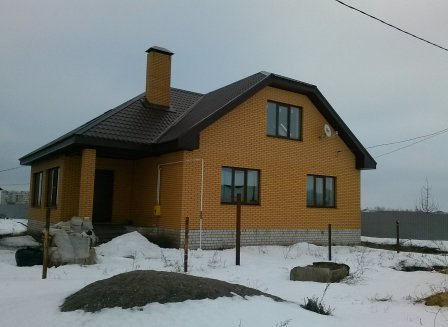 Дом 200.00-Кв.м. на участке 11.97 сот.