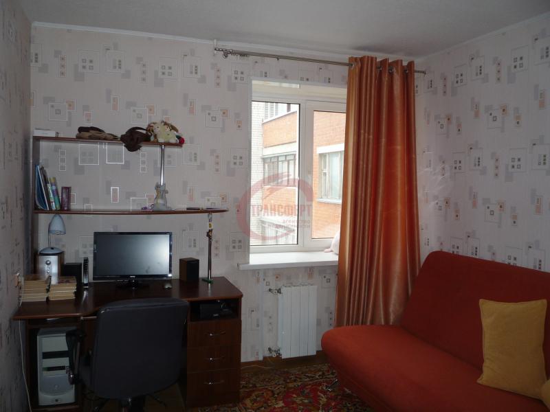 3-комнатная квартира, 78.00-Кв.м.