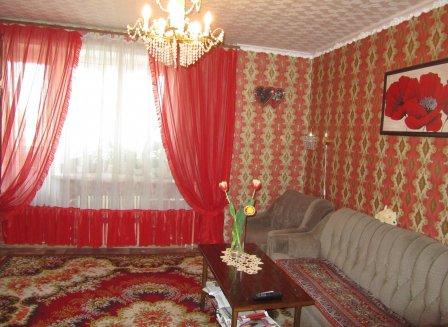 3-комнатная квартира, 76.00-Кв.м.