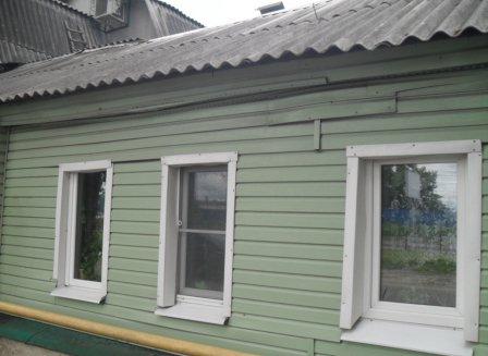 Дом 40.00-Кв.м. на участке 1.80 сот.