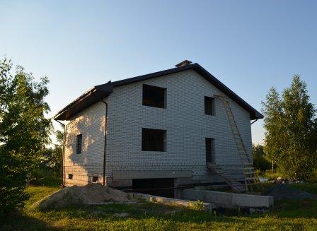 Дом 220.00-Кв.м. на участке 15.00 сот.