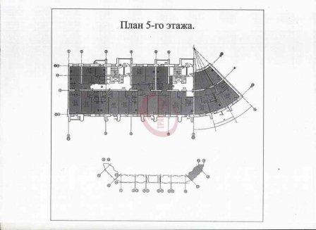 3-комнатная квартира, 118.00-Кв.м.