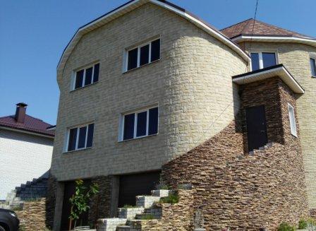 Дом 350.00-Кв.м. на участке 4.50 сот.