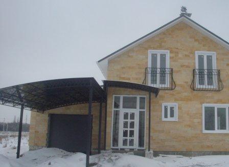 Дом 130.00-Кв.м. на участке 12.00 сот.