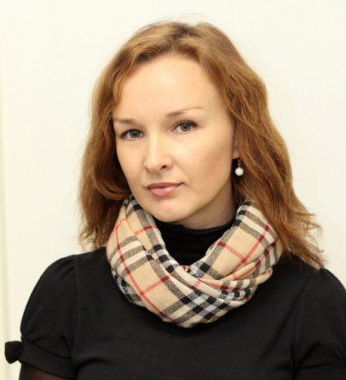 Захарова Анна Петровна