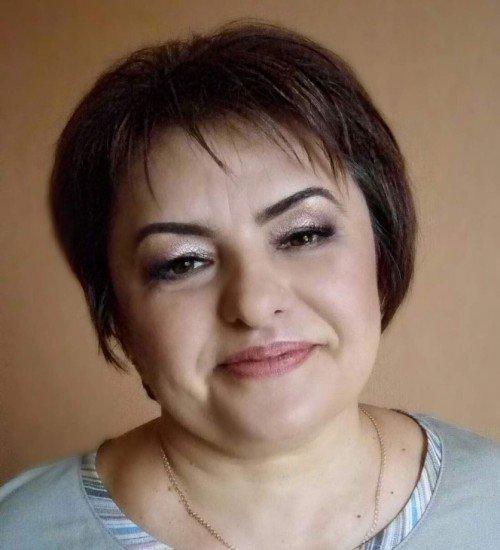 Япрынцева Ирина Леонидовна