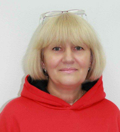 Суркова Светлана Ивановна