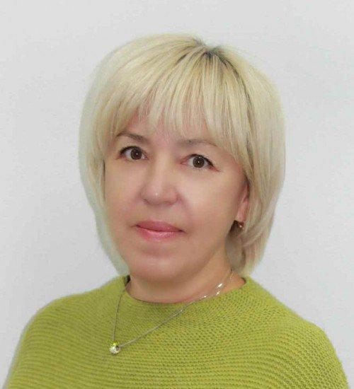 Переславцева Надежда Николаевна