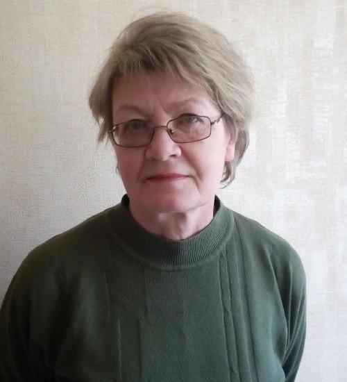 Евсикова Ирина Николаевна