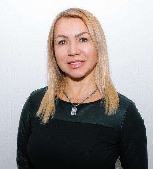 Стрижова Людмила Ивановна