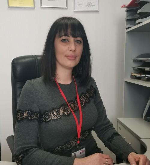 Румянцева Ирина Петровна