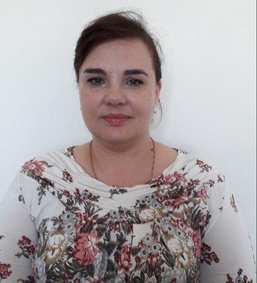 Токарева Ольга Викторовна