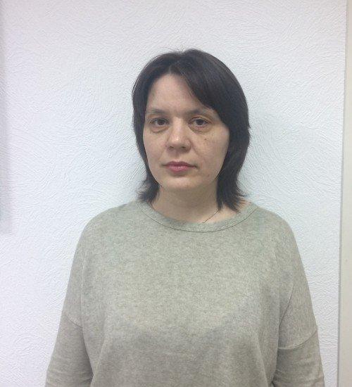 Лисевская Наталья Юрьевна