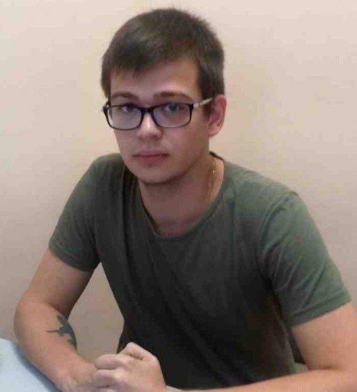 Харченко Кирилл Дмитриевич