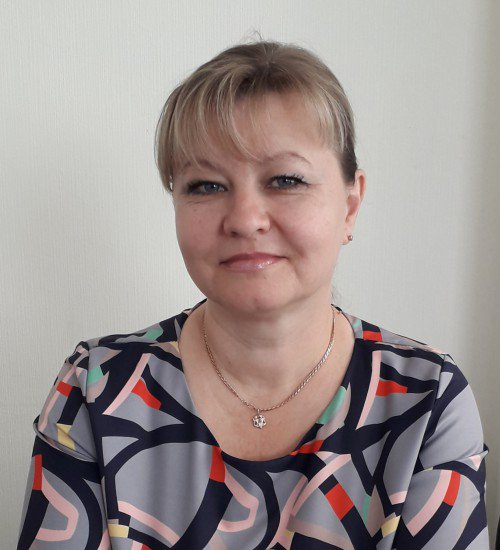 Лазарева Надежда Васильевна