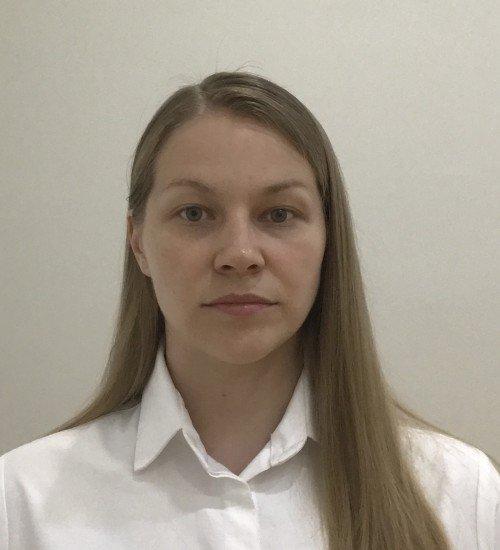 Колокольникова Алина Евгеньевна