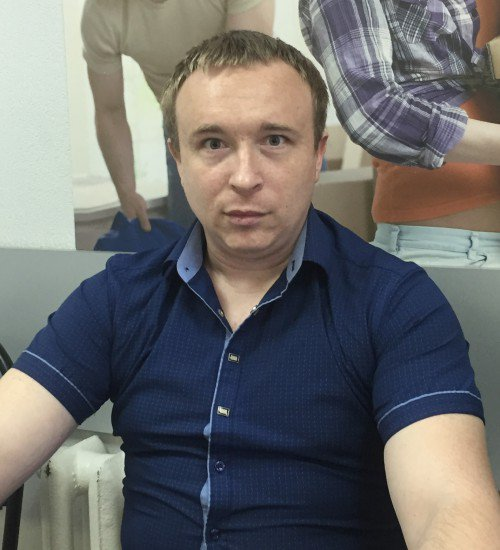 Морозов Владимир Сергеевич