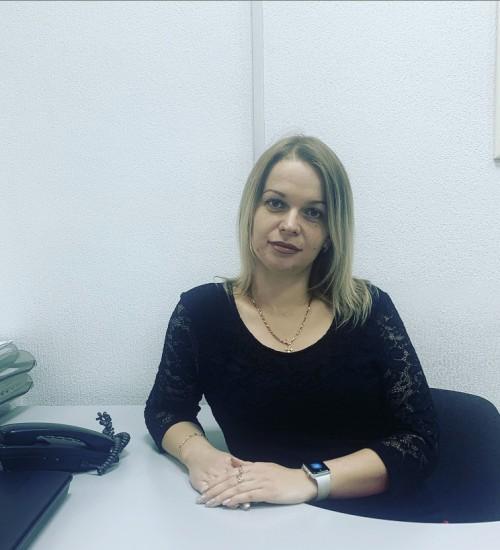 Казарцева Елена Сергеевна