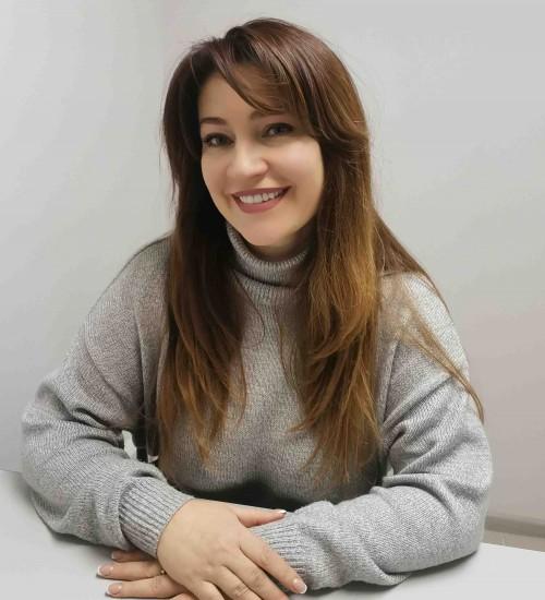 Гидозарова Марина Валерьевна